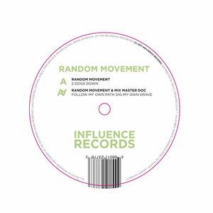 RANDOM MOVEMENT/MIX MASTER DOC - 2 Dogs Down/Follow My Own Path, Dig My Own Grave