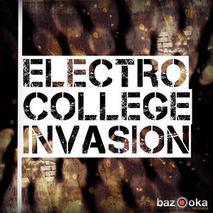 VARIOUS - Electro College Invasion (unmixed tracks)