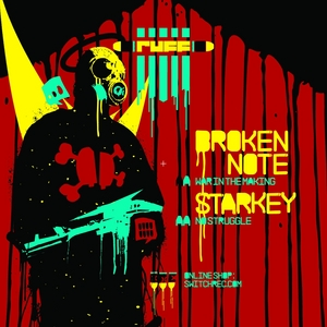BROKEN NOTE/STARKEY - Ruff 08