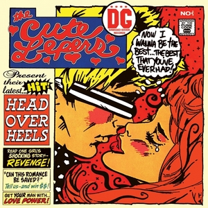CUTE LEPERS, The - Head Over Heels