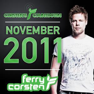FERRY CORSTEN/VARIOUS - Ferry Corsten Presents Corsten's Countdown November 2011