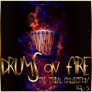 VARIOUS - Drums On Fire (The Tribal Collection Vol 3)