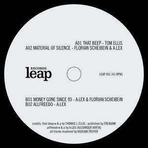 WIRTH, Alexander/FLORIAN SCHEIBEIN/TOM ELLIS - Leap 001