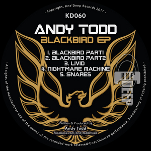 TODD, Andy - Blackbird EP