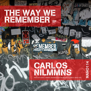 NILMMNS, Carlos - The Way We Remember EP