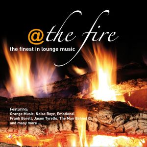 VARIOUS - @ The Fire ...The Finest In Lounge Music