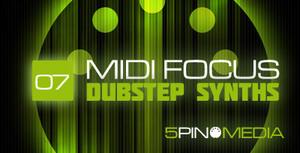 5PIN MEDIA - MIDI Focus: Dubstep Synths (Sample Pack MIDI)