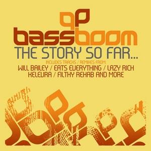 VARIOUS - Bass Boom The Story So Far