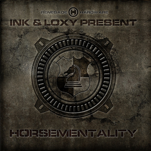 VARIOUS - Ink & Loxy Present/Horsementality