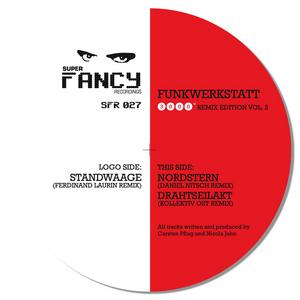 FUNKWERKSTATT - 3000° Remix Edition Vol 2