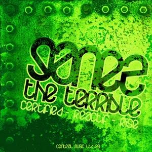 GANEZ THE TERRIBLE - Reactif EP