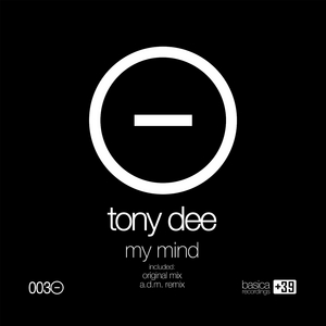 DEE, Tony - My Mind