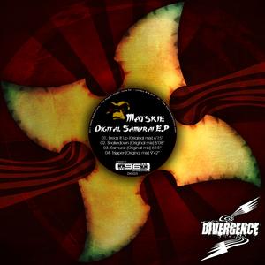 MATSKIE - Digital Samurai EP