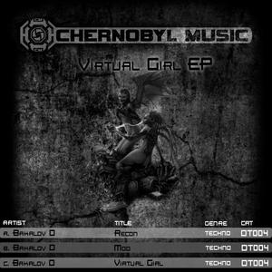 BAKALOV D - Virtual Girl EP