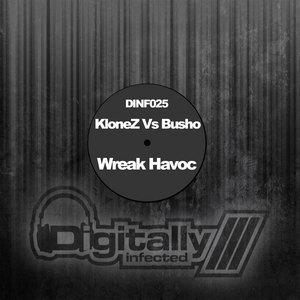 KLONEZ vs BUSHO - Wreak Havoc