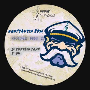 KONSTANTIN BPM - Captain Song EP
