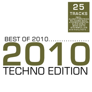 VARIOUS - Best Of 2010 - Techno Edition