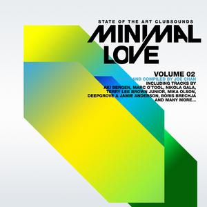 CHAN, Joe/VARIOUS - Minimal Love Vol 2 (unmixed tracks)