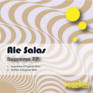 SALAS, Ale - Supreme EP
