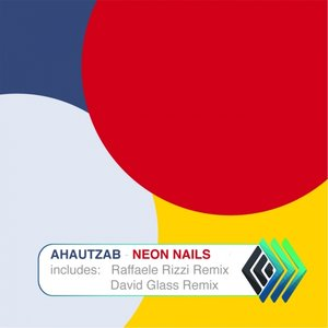 AHAUTZAB - Neon Nails