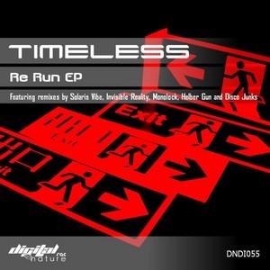 TIMELESS - Timeless - Re Run EP