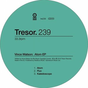 VINCE WATSON - Atom