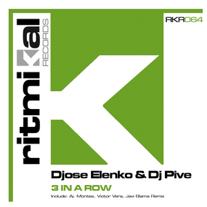 ELENKO, Djose/DJ PIVE - 3 In A Row
