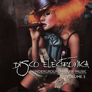 VARIOUS - Disco Electronica Vol 3 (Underground House Music)