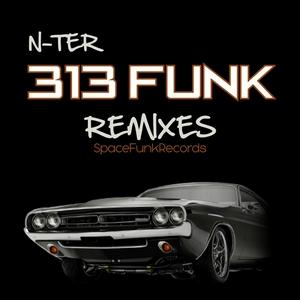 N-TER - 313 Funk Remixes