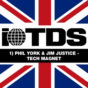 YORK, Phil & JIM JUSTICE - Tech Magnet