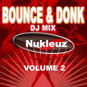 NUKLEUZ DJS/VARIOUS - Bounce & Donk: DJ Mix Vol 2 (unmixed tracks)