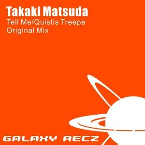 TAKAKI MATSUDA - Tell Me