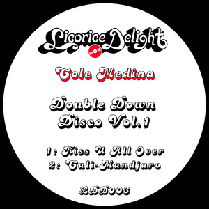MEDINA, Cole - Double Down Disco Vol 1