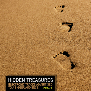 VARIOUS - Hidden Treasures Vol 1 (Electronic Tracks Advertised To A Bigger Audience)
