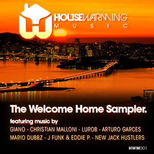 VARIOUS - The Welcome Home Sampler