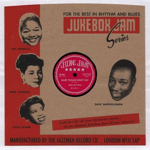 MITCHELL, Rose/JO ANN HENDERSON/BIG MAYBELLE - Baby Please Don't Go