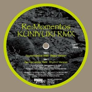 JUZU aka MOOCHY - Re:Momentos (Kuniyuki remix)