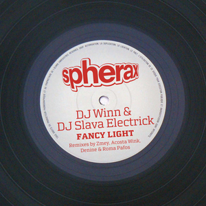 DJ WINN/SLAVA ELECTRICK - Fancy Light