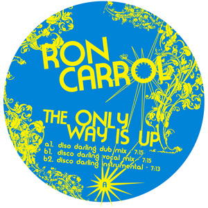 CARROLL, Ron - The Only Way Is Up