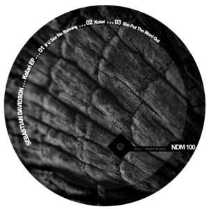 DAVIDSON, Sebastian - Kolari EP
