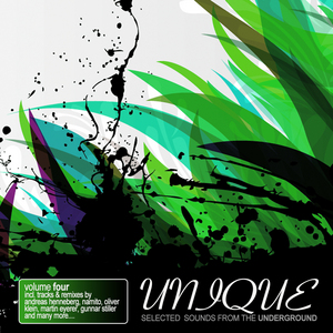 VARIOUS - Unique Vol 4 (Selected Sounds From The Underground)