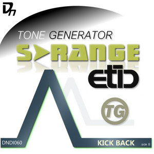 S RANGE & ETIC - Tone Generator EP