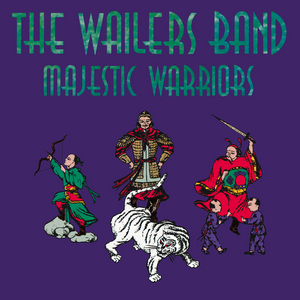 THE WAILERS BAND - Majestic Warriors