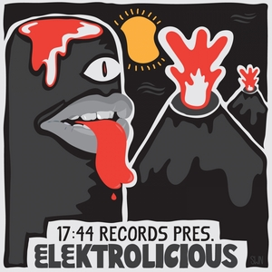VARIOUS - 17:44 Records Pres Elektrolicious