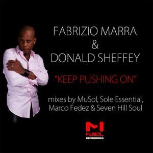MARRA, Fabrizio/DONALD SHEFFEY - Keep Pushing On