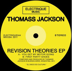 JACKSON, Thomass - Revision Theories EP