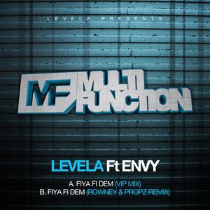LEVELA feat ENVY - Fiya Fi Dem