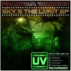 PHANTOM WARRIOR - Sky's The Limit EP