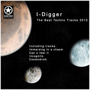I DIGGER - The Best Techno Tracks 2012