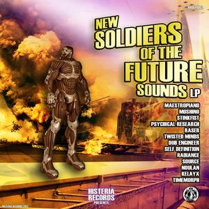 VARIOUS - New Soldiers Of The Future Sounds LP